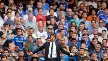 Конте: «Челси» может играть ещё лучше»