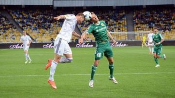 Киевское «Динамо» потерпело первое поражение в сезоне