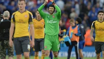 Петр Чех: «Арсенал» готов сражаться за титул»