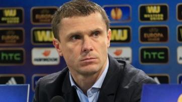 Сергей Ребров: «Такое рано или поздно должно было случиться»