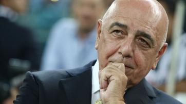 Галлиани: «Милан» закрыл для себя трансферный рынок»