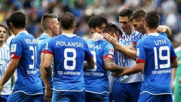«Хоффенхайм» упустил победу в матче с «Лейпцигом» на последней минуте игры