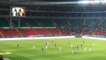 «Терек» переиграл «Ростов», несмотря на то, что пропустил первым