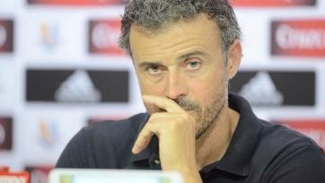 Луис Энрике: «У нас отличный состав, мы готовы бороться за победы во всех турнирах»