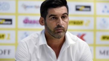 Паулу Фонсека посвятил победу «Шахтёра» всем горнякам