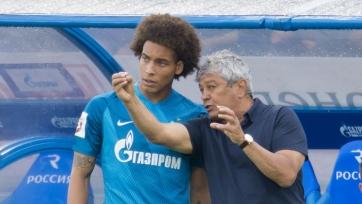 Tuttosport: «Зенит» согласился продать Витселя в «Ювентус»
