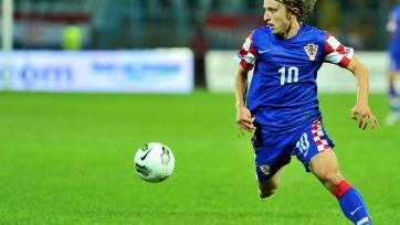 Лука Модрич – новый капитан сборной Хорватии