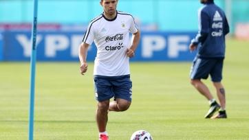 Агуэро и Пасторе не примут участия в ближайших матчах сборной Аргентины