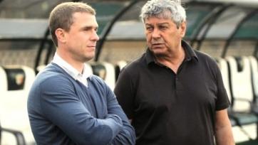 На 18-й форум элитных тренеров УЕФА приглашены Сергей Ребров и Мирча Луческу