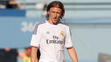 Лука Модрич хочет играть в «Реале» до конца карьеры