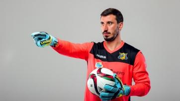 Сослан Джанаев: «Не хочу отвечать на вопросы о том, готов ли я стать первым номером сборной»