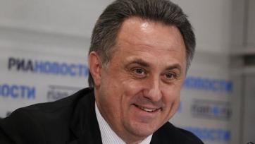 Мутко: «Надо проделать серьёзную работу для возвращения имиджа сборной России»