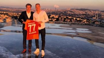 Колбейнн Сигторссон: «Галатасарай – великий клуб»