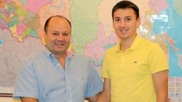 Официально: «Крылья Советов» подписали Зинкова