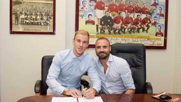Официально: Джо Харт стал игроком «Торино»