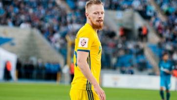 «Зенит» заявил Новосельцева на матчи РФПЛ