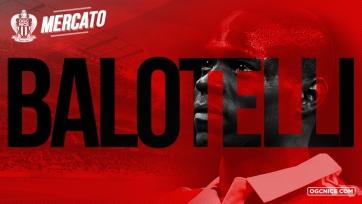 Марио Балотелли будет выступать в «Ницце»