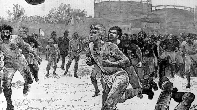 Деньги и футбол. Как футболисты начинали зарабатывать на игре в ногомяч