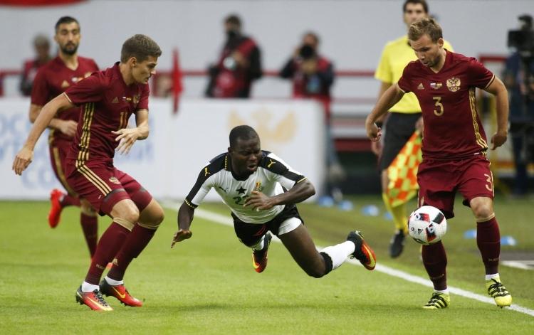 Положительная динамика. Итоги матча Россия – Гана