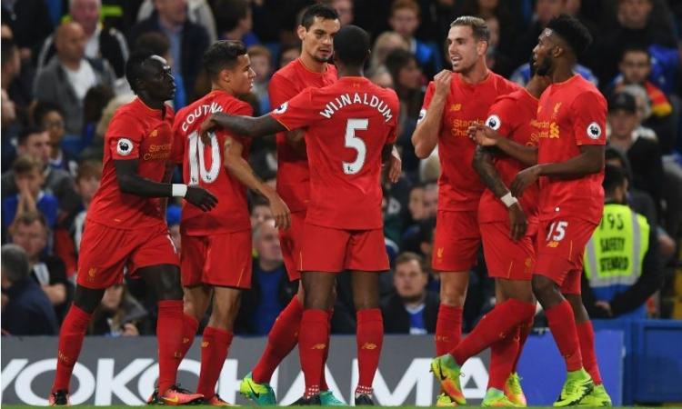 «Ливерпуль» в огне. Как Конте потерпел первое поражение в Англии