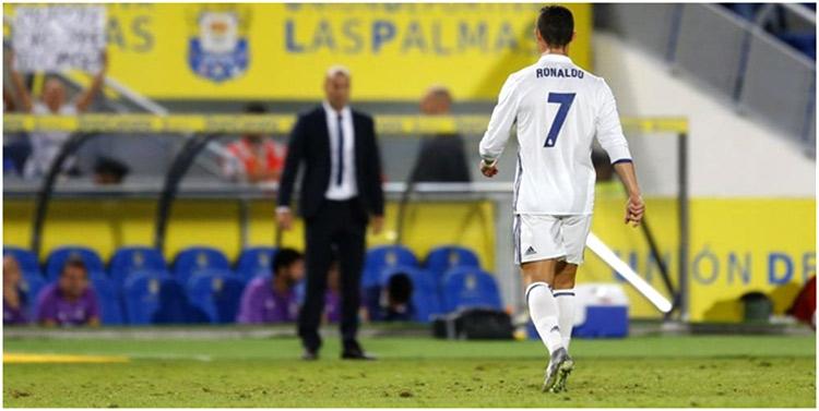 Роналду, не будь эгоистом! Почему Криштиану стоит меньше играть после травмы
