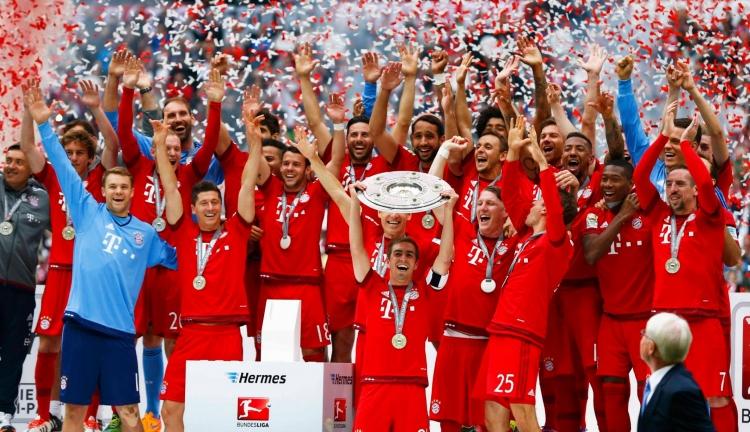 Это просто машина. Почему «Бавария» обязана выигрывать Лигу чемпионов