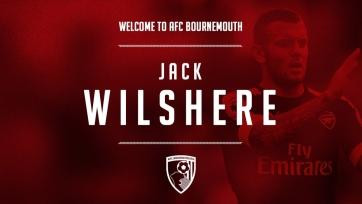 Официально: Джек Уилшир проведёт сезон в «Борнмуте»