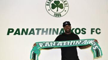 Кристофер Самба стал игроком «Панатинаикоса»