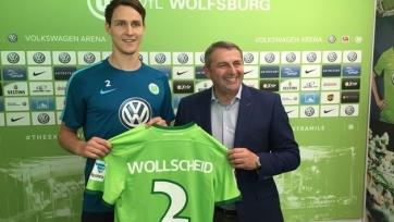 «Вольфсбург» арендовал Филиппа Вольшайда