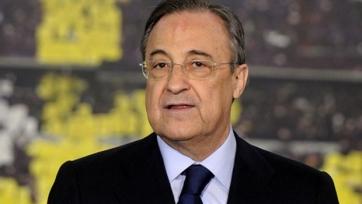 Перес: «Состав «Реала» усилить невозможно»