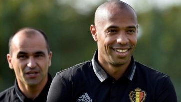 Анри будет отдавать на благотворительность оклад тренера сборной Бельгии