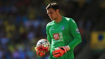Резервный вратарь «Саутгемптона» вызван в сборную Англии