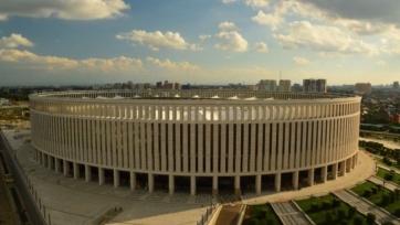 Свой первый матч на новом стадионе «Краснодар» проведёт 20-го октября