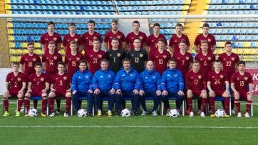 Молодёжная сборная России разгромила Фареры