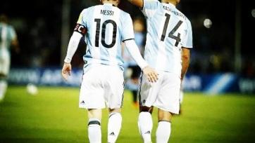 Гол Месси принёс Аргентине победу над Уругваем