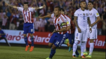Сборная Парагвая обыграла чилийцев