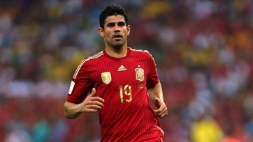 Диего Коста: «Меня бы хвалили, играй я за «Реал» или «Барселону»