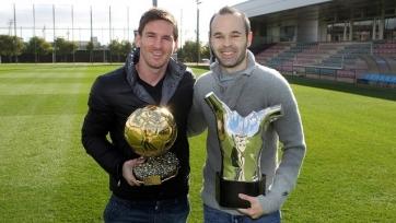Солер: «Иньеста и Месси будут играть в «Барселоне» столько, сколько захотят»