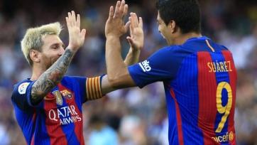 Суарес: «Здорово, что Месси вернулся в аргентинскую сборную»