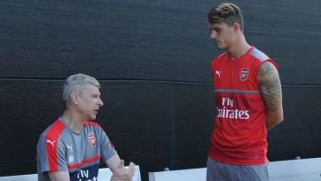 Джака: «В «Арсенале» надо регулярно сдавать тесты, тут ничего не скроешь»