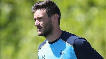Льорис надеется вернуться к тренировкам в общей группе на следующей неделе