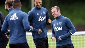Погба: «Златан словно старший брат для остальных игроков «Манчестер Юнайтед»