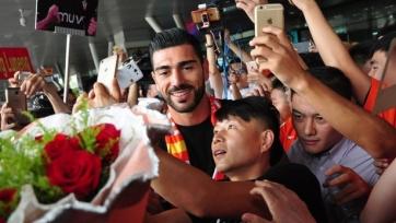 Пелле: «Уровень чемпионата Китая не слишком высок, но забивать здесь непросто»
