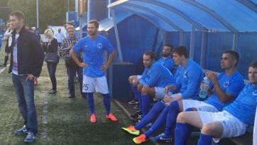 Широков дебютировал за «Атлантис» и забил гол