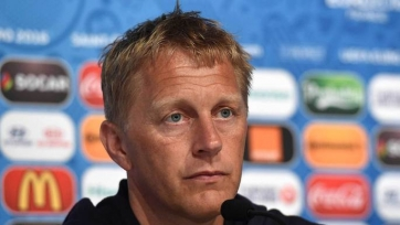 Хадльгримссон: «Исландия – фаворит в поединке с Украиной? Я так не думаю»