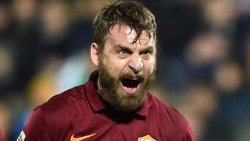 Лучано Спаллетти: «Де Росси лишён капитанской повязки на три матча»