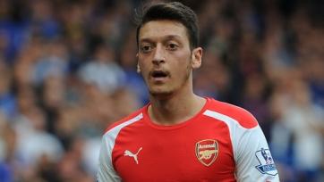 Озил хочет заполучить «десятку» «Арсенала»