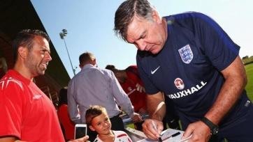 Эллардайс: «Ничья со Словакией будет хорошим результатом»