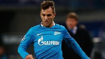 Агент: «Зенит» не отпустил Кришито в аренду в «Интер»
