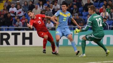Казахстан и Польша разошлись миром, поляки пропустили два гола во втором тайме